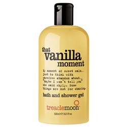 Treaclemoon That Vanilla Moment Bath and Shower Gel