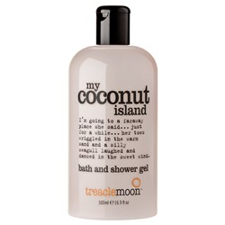 Treaclemoon My Coconut Island Bath and Shower Gel