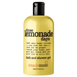 Treaclemoon Those Lemonade Days Bath and Shower Gel