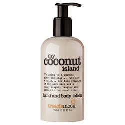 Treaclemoon My Coconut Island Hand and Body Lotion