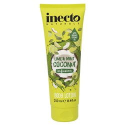 Inecto Lime and Mint Coconut Infusion Body Lotion