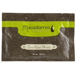 Macadamia Natural Oil Deep Repair Masque, 30ml sachet