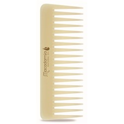 Macadamia Natural Oil Luxurious Oil Infused Comb