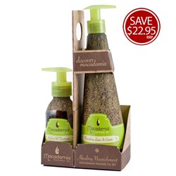Macadamia Natural Oil Conditioning Gift Set