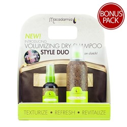 Macadamia Natural Oil Volumizing Dry Shampoo Gift Set