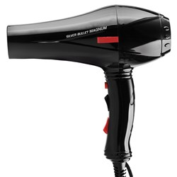 Silver Bullet Magnum Hair Dryer Black