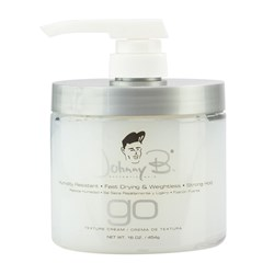 Johnny B Go Texture Hair Cream, 454g