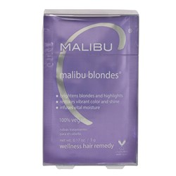 Malibu C Blondes Hair Treatment 12pc