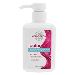 Keracolor Color Clenditioner Colour Shampoo Hot Pink