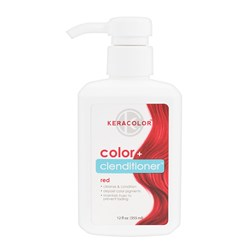 Keracolor Color Clenditioner Colour Shampoo Red