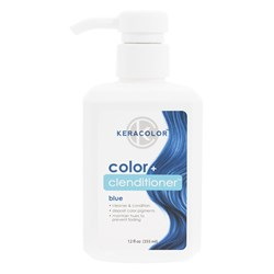 Keracolor Color Clenditioner Colour Shampoo Blue
