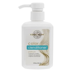 Keracolor Color Clenditioner Colour Shampoo Platinum