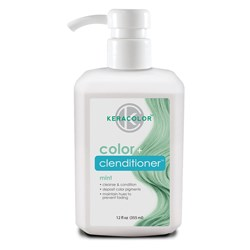 Keracolor Color Clenditioner Colour Shampoo Mint