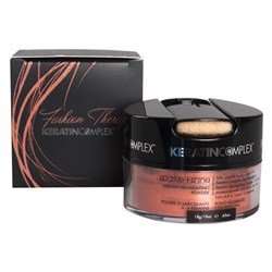 Keratin Complex Sparkle + Shine Bronze Highlighting Hair Powder