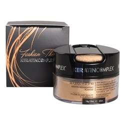 Keratin Complex Sparkle + Shine Gold Keratin Highlighting Powder