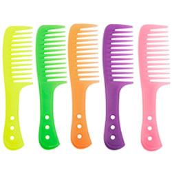 Basin and Shower Hair Combs