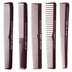 Cutting and Barbers Combs
