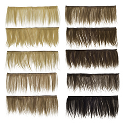Hairdressing Wefts