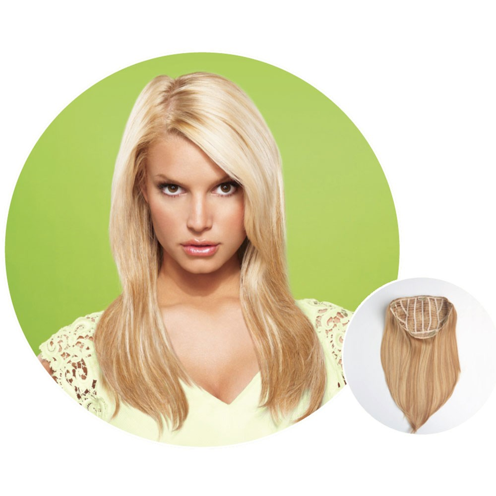 Hairdo 22 Jessica Simpson Clip In Layered Straight Hair Extension