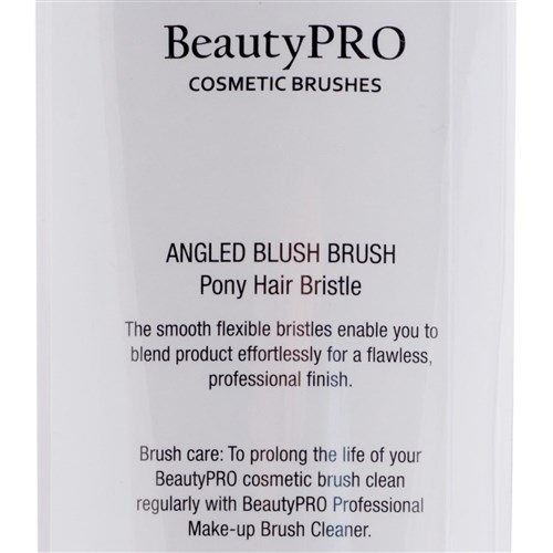 BeautyPRO Angled Blush Makeup Brush