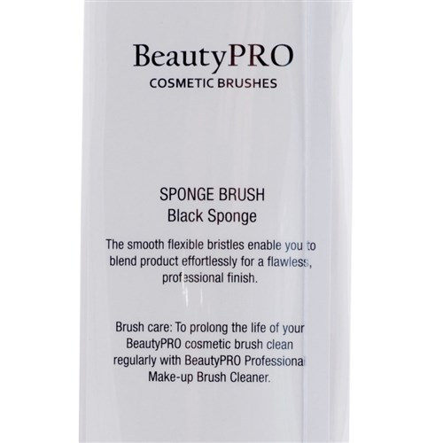 BeautyPRO Sponge Applicator Makeup Brush