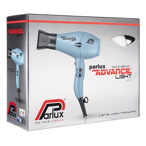 Parlux Advance Light Ceramic and Ionic Hair Dryer White
