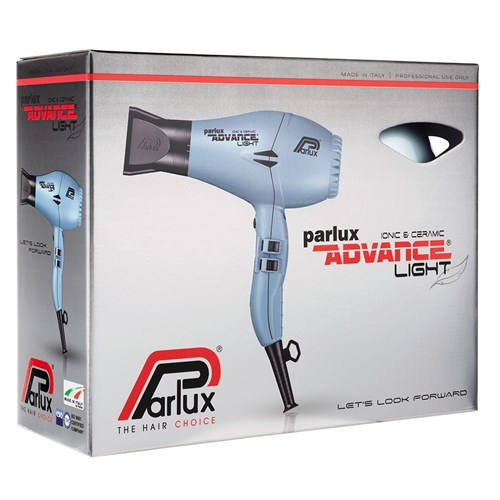 Parlux Advance Light Ceramic and Ionic Hair Dryer Ice