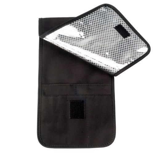 Silver Bullet Heat Protector Pouch
