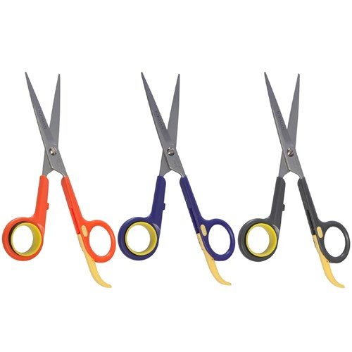"Iceman Salon Pro 6"" Hairdressing Scissors Orange"