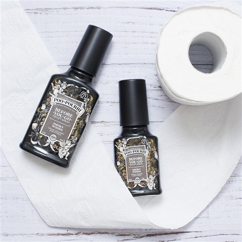 Poo Pourri Smoky Woods Toilet Spray