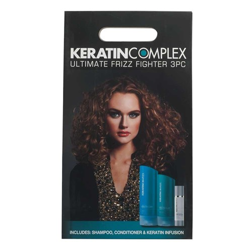 Keratin Complex Frizz Fighter Pack