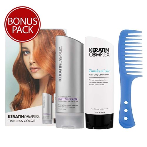 Keratin Complex Timeless Colour Pack