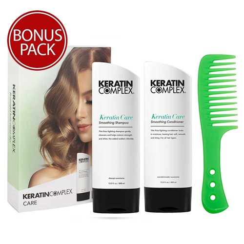 Keratin Complex Hair Care Gift Pack