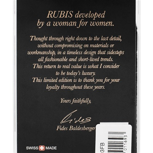 Rubis Slant Tweezer Rose Gold
