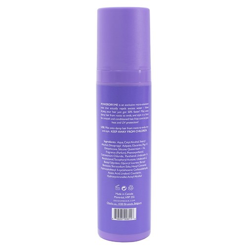 DesignME PowerDryME Blowdrying Lotion