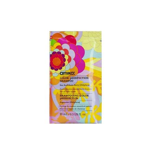 Amika Colour Pherfection Shampoo 10ml I Glamour Com