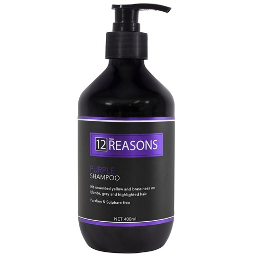 12Reasons Purple Shampoo