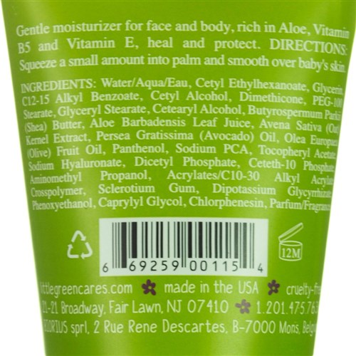 Little Green Baby Travel Nourishing Body Lotion