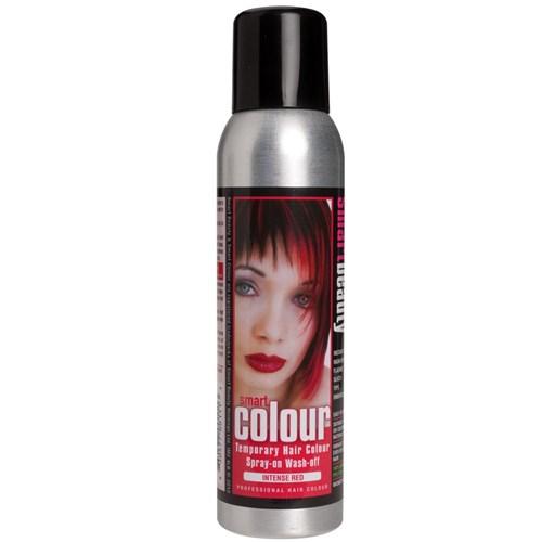 Smart Colour Intense Red Temporary Colour Hair Spray 150mL