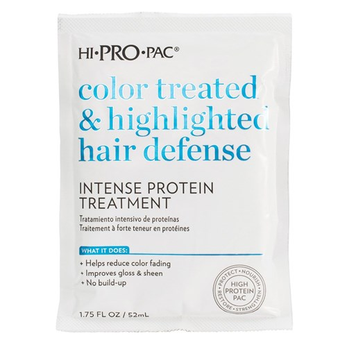 Hi Pro Pac Colour Treated and Highlighted Intense Protein Hair Treatment 12pc