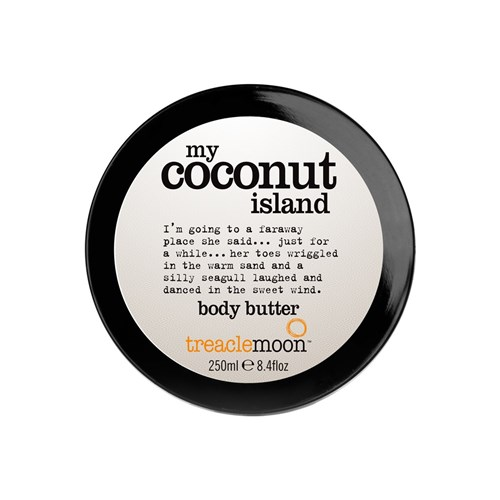 Treaclemoon My Coconut Island Body Butter