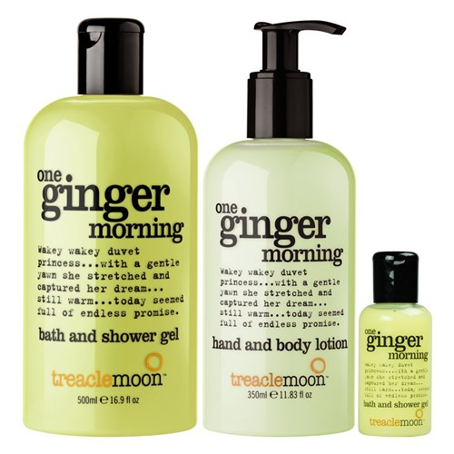 Treaclemoon One Ginger Morning Hand and Body Lotion