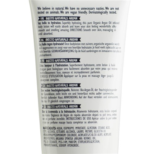 Inecto Argan Body Lotion
