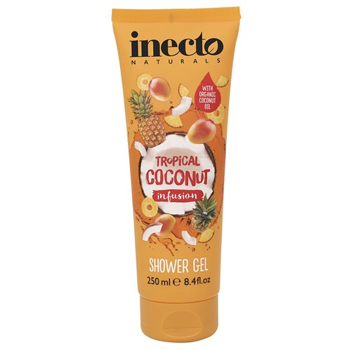 Inecto Tropical Coconut Infusion Shower Gel