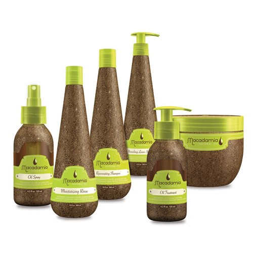 Macadamia Natural Oil Nourishing Leave-In Conditioner Cream 300ml