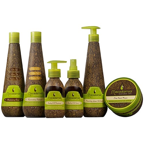 Macadamia Natural Oil Rejuvenating Shampoo 1L
