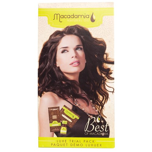 Macadamia Natural Oil Luxe Trial Pack