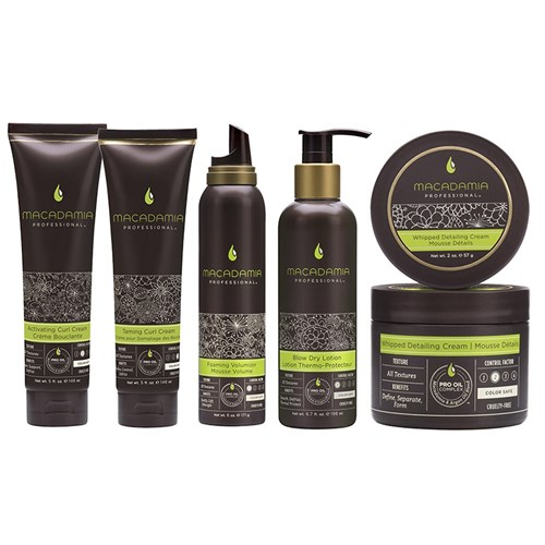 Macadamia Professional Taming Curl Cream