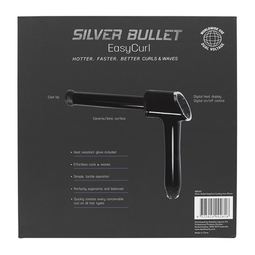 Silver Bullet EasyCurl 25mm Curling Iron