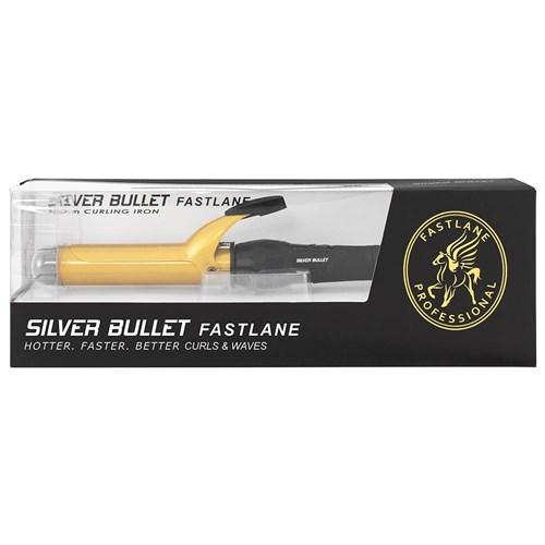 Silver Bullet Fastlane Gold Ceramic 32mm Curling Iron I